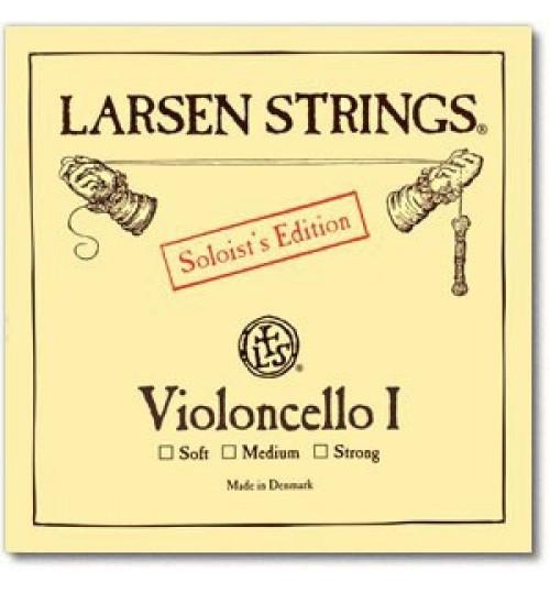 Tel Çello Larsen Soloist Soft  A ( La ) Tek Çello Teli  639413