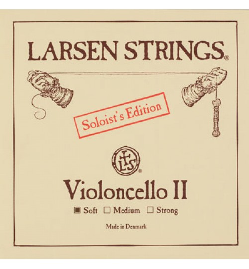Tel Çello Larsen Soloist Soft D ( Re ) Tek Çello Teli 639423
