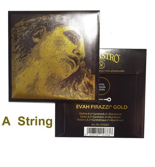 TEL KEMAN EVAH PIRAZZI GOLD A PIRASTRO 415221