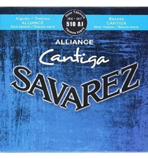 Tel Gitar Klasik Savarez Alliance Cantiga 510Aj  656227