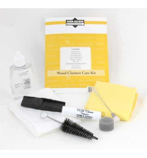 TEMİZLİK SETİ KLARİNET WOOD CLARINET CARE KIT CONN 366W