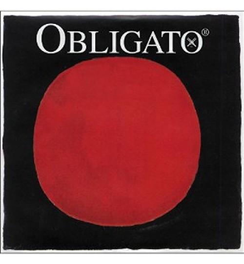 TEL KEMAN OBLIGATO E GOLD SET PIRASTRO 411021