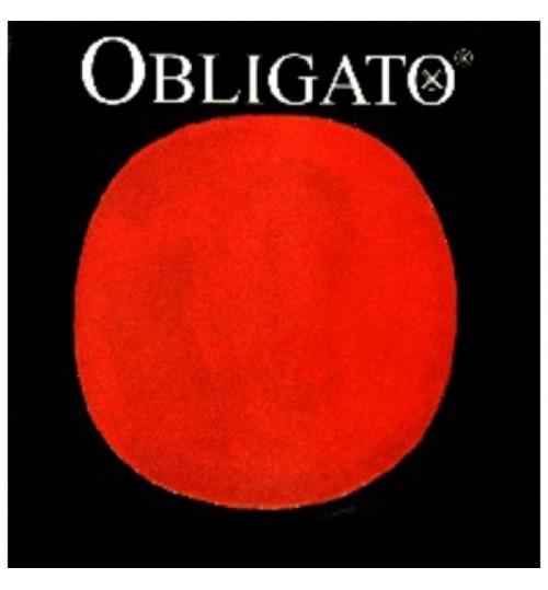 TEL KEMAN OBLIGATO A PIRASTRO 411221