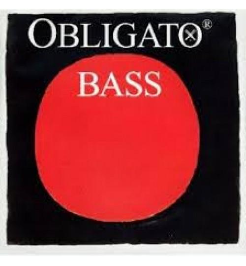 TEL KONTRABASS OBLIGATO ORKESTRA SET PIRASTRO 441020