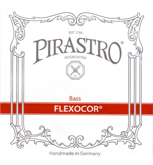 TEL KONTRABASS FLEXCOR ORCHESTER SET MEDIUM PIRASTRO 341020