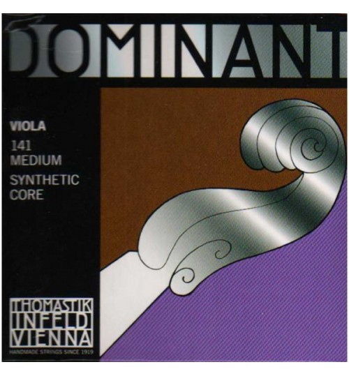 TEL VİYOLA DOMİNANT SET MEDIUM THOMASTIK 141