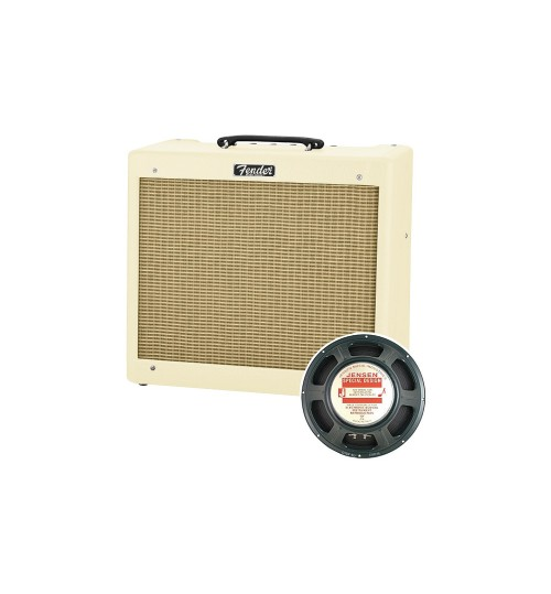 AMPLİ GİTAR FSR BLUES JUNIOR 3 BLONDE C12N FENDER