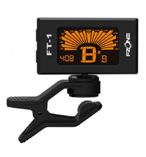 TUNER CLIP HYGROMETER &THERMOMETER  FZONE