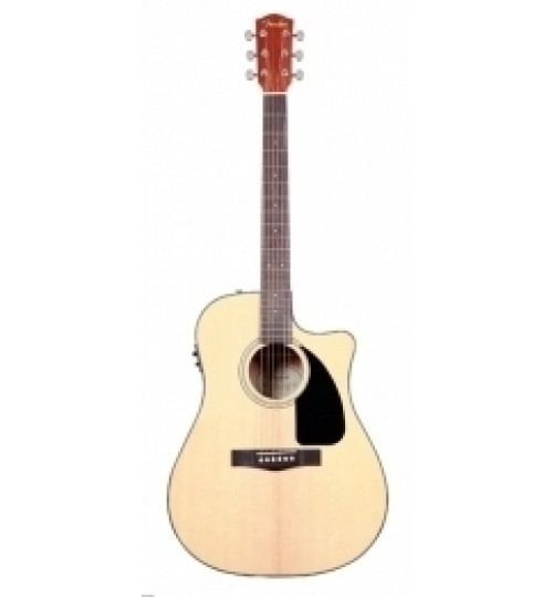 GİTAR AKUSTİK CD-60CE NATURAL CUTAWAY SPRUCE TOP NATO BAC FENDER 0961542021